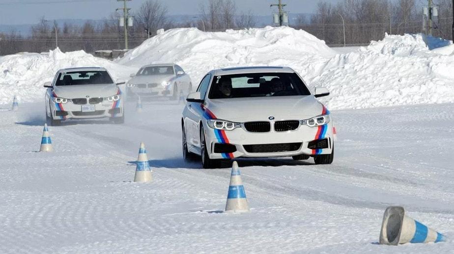 Winter Driving School in Irving